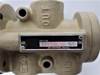 NORGREN  D0010B SOLENOID VALVE   300 PSI MAX