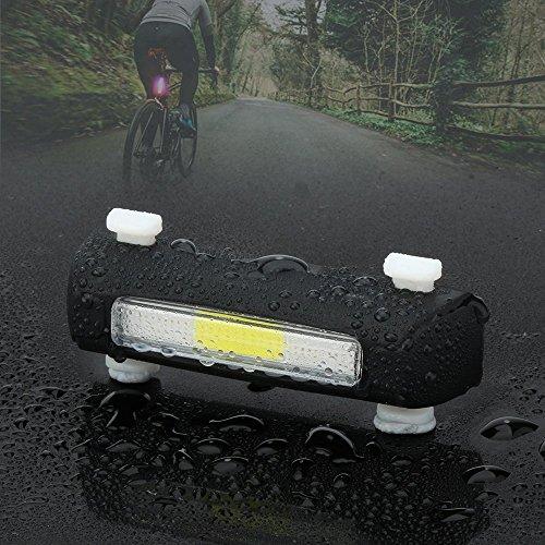 Thorfire Bike Lights Ultra Bright Cycling Lights USB ...