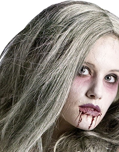 Zombie Queen Wig Costume Accessory - http://coolthings.us