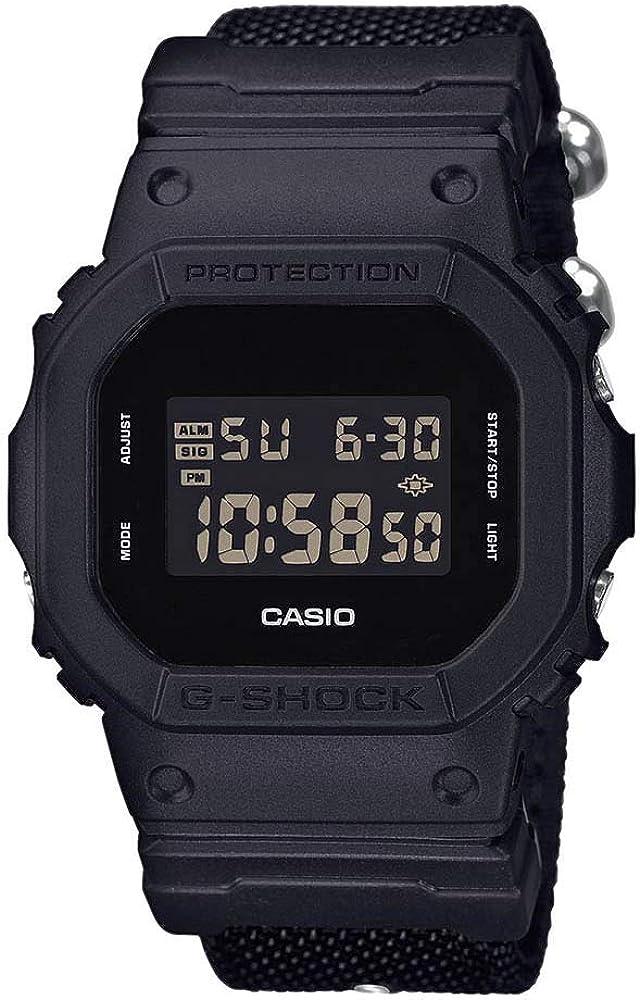 Casio G-SHOCK Reloj Digital, 20 BAR, Negro, para Hombre, con ...