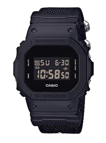 714f7684d656 Casio G-Shock Men s Watch DW-5600BBN-1ER  Amazon.co.uk  Watches
