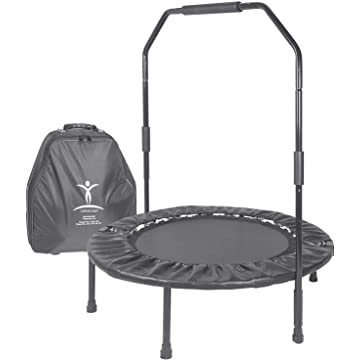 best selling Cellerciser TRI-FOLD Rebounder Kit - Includes Stabilizing Bar and Wheeled Carrying Case