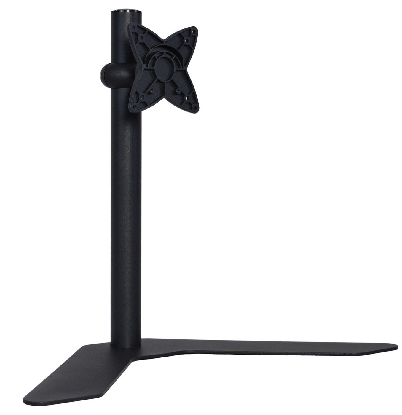 Single LCD Monitor Desk Stand Fully Adjustable/Til t for 1 Screen up to 27''