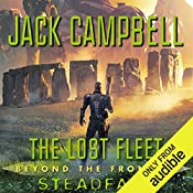 Steadfast: The Lost Fleet: Beyond the Frontier, Book 4 | Jack Campbell