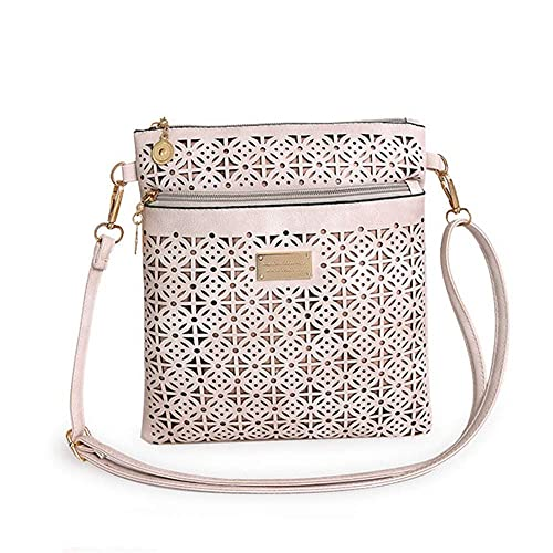 34e37756341f Amazon.com  JESPER Women Handbag Shoulder Bags Tote Purse Messenger Hobo  Satchel Cross Body Bag Khaki  JESPER
