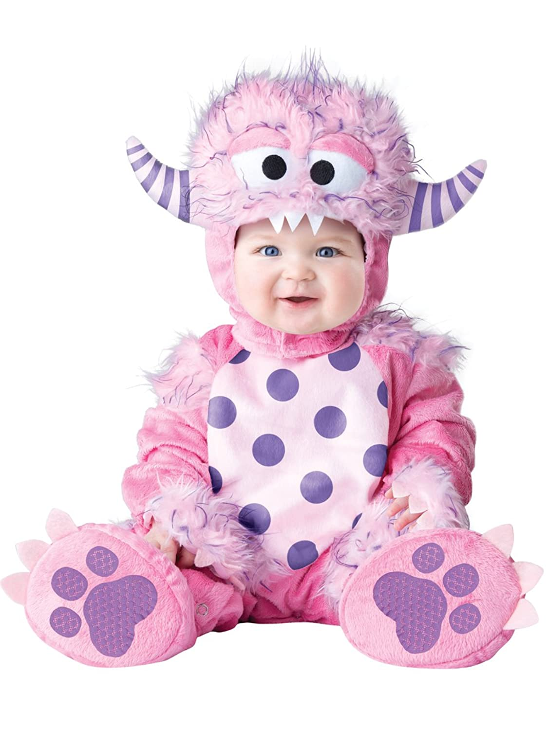 amazoncom incharacter baby girls lil monster costume clothing - Baby Monster Halloween Costumes