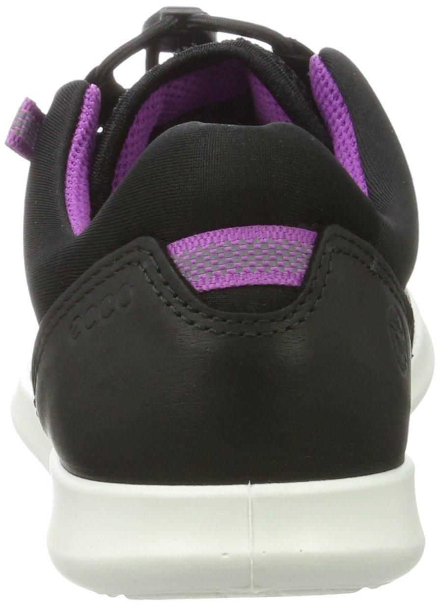 ECCO Women's Sense Toggle Fashion Sneaker B072DVBZQV 41 EU/10-10.5 M US|Black