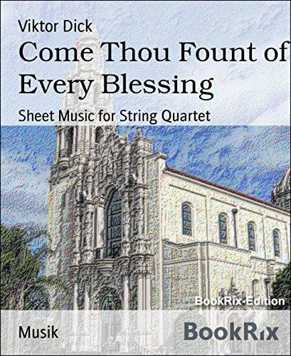 come thou fount sheet music - 7