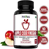 Simply Nutra Apple Cider Vinegar Capsules 500mg - 90 Veg Capsules