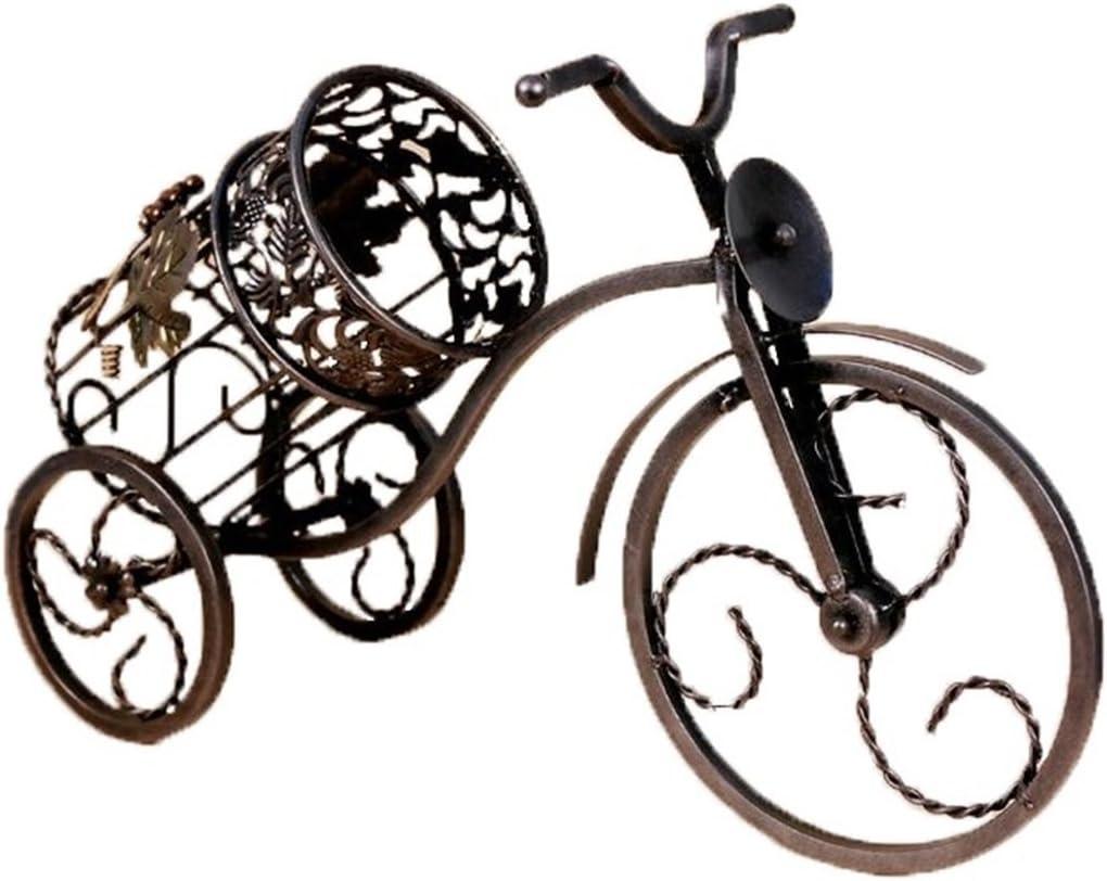 RTA con Estilo Hierro Bicicleta Portabotellas Countertop ...
