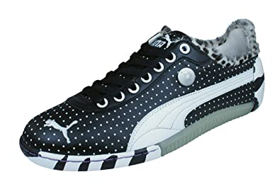 c51a5a6d60ab PUMA Mihara Yasuhiro My 18 Special Edition Mens Leather Sneakers Shoes -Black-4