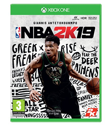 NBA 2K19 (Xbox One) from 2K Games