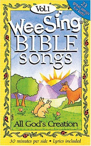 All God's Creation (Wee Sing Bible Song Cassettes #1)