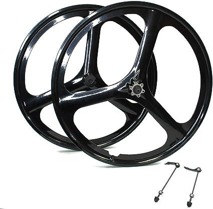 """NEW 26/"""" MTB Bike Mag Magnesium Wheel Set Rims Wheelset 6//7//8//9//10 Speed Gears"""