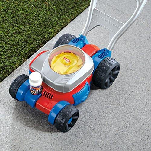 61ccomgWEML - Fisher-Price Bubble Mower