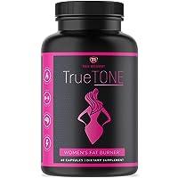 True Recovery TrueTONE Keto Salts Fat Burner for Women -Energy Booster, Muscle Toner...