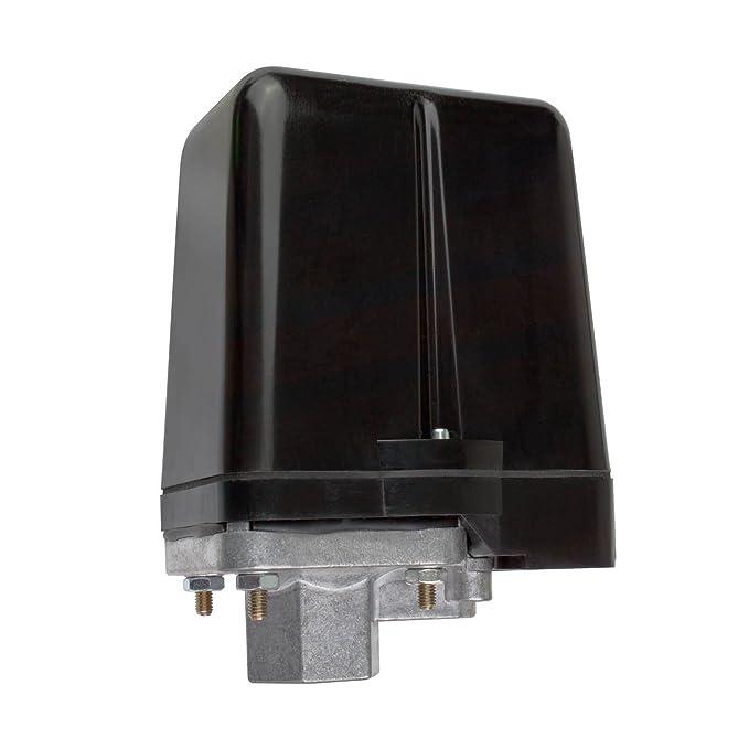 Speck Druckschalter Condor MDR 5/5 3-polig 1,5/2 / 3/4 / 5 bar IP54 Pumpensteuerung Pumpe Druckwächter für Druckkessel Wasser