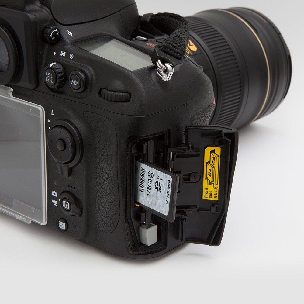 Black Grey Kingston Technology SD10VG2//16GB 16 GB UHS Class 1//Class10 SDHC Flash Memory Card
