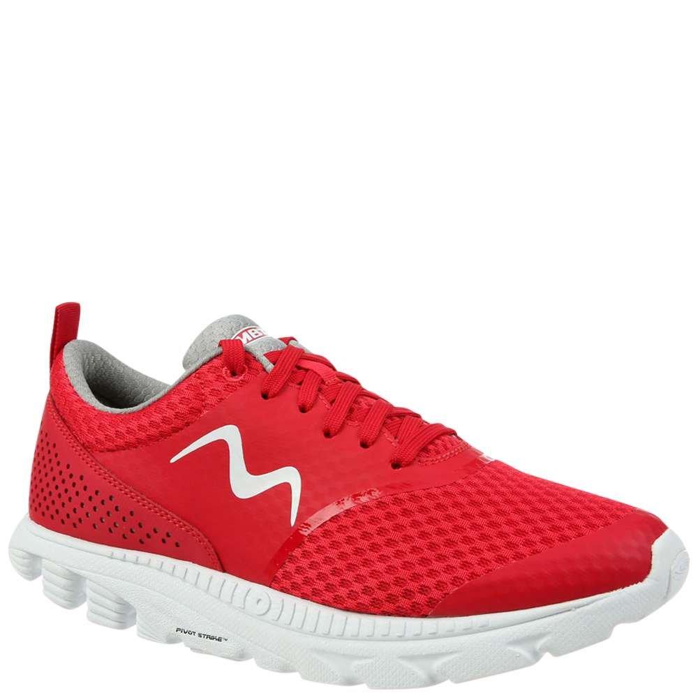MBT Women's Speed 17 Running Shoe B01N14778D 10.5 B(M) US|Red