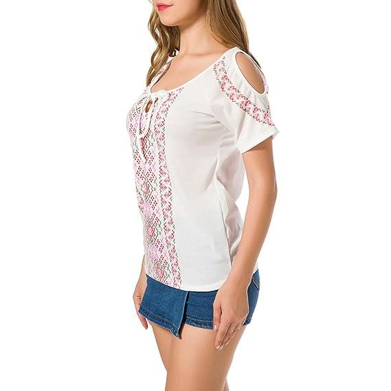 Yeesea Verano Mujer Moda Sin mangas Camiseta del chaleco Suéteres sólidos Blusas Tank Tops: Amazon.es: Ropa y accesorios