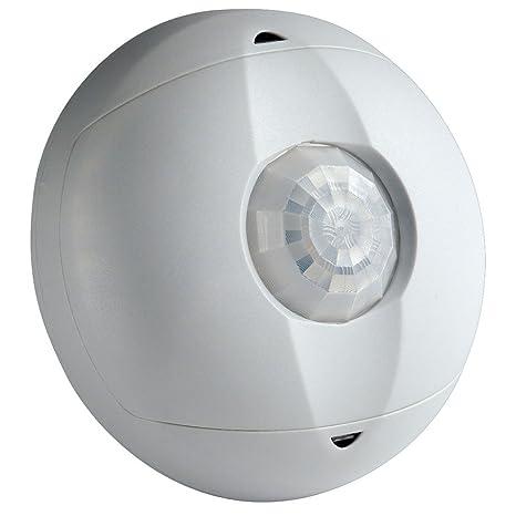 Leviton osc04-i0 W montaje en el techo, detector de movimiento PIR, 360