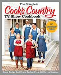 Every recipe from the hit TV show brought to life in one colorful volume.Cook along with the TV show! Celebrate over a decade of recipes, road trips, and equipment and ingredient reviews, including all-new recipes from Season 11. This is not ...