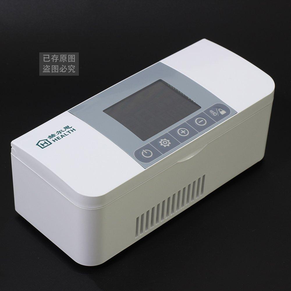 Mini refrigerador, insulina portátil caso del recorrido Caja del ...