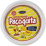 Feiner Erdnussriegel, einzelverpackt, Plastikdose 320g / Paçoquita Retangular Embalada