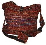 Recycled Silk Sari Bucket Bag