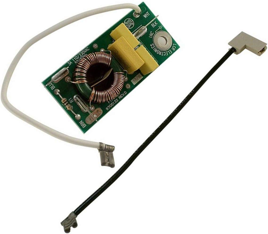 Kitchenail 9705132 - Placa de filtro para robot de cocina: Amazon ...