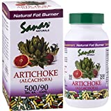 Sanar Naturals Artichoke Capsules 1000mg, 90 Count -Supports Healthy Metabolism and Digestion, Alcachofa, Herbal Blend,