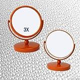Dressing Table Mirror Orange