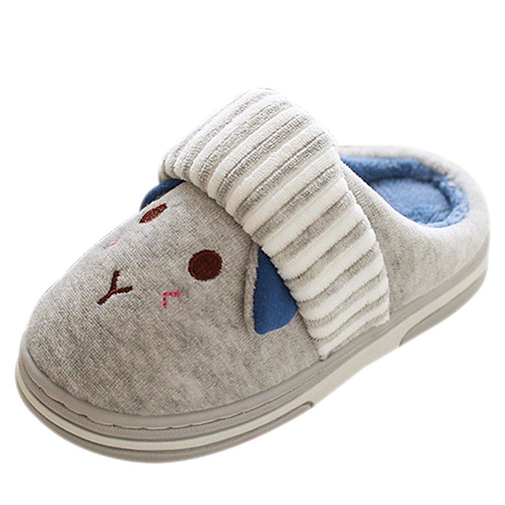 Cotone Caldo Animale Invernale Bambino BOZEVON Ragazze Pantofola RxA4qOH