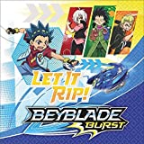 Beyblade Burst Birthday Party Supplies Pack for