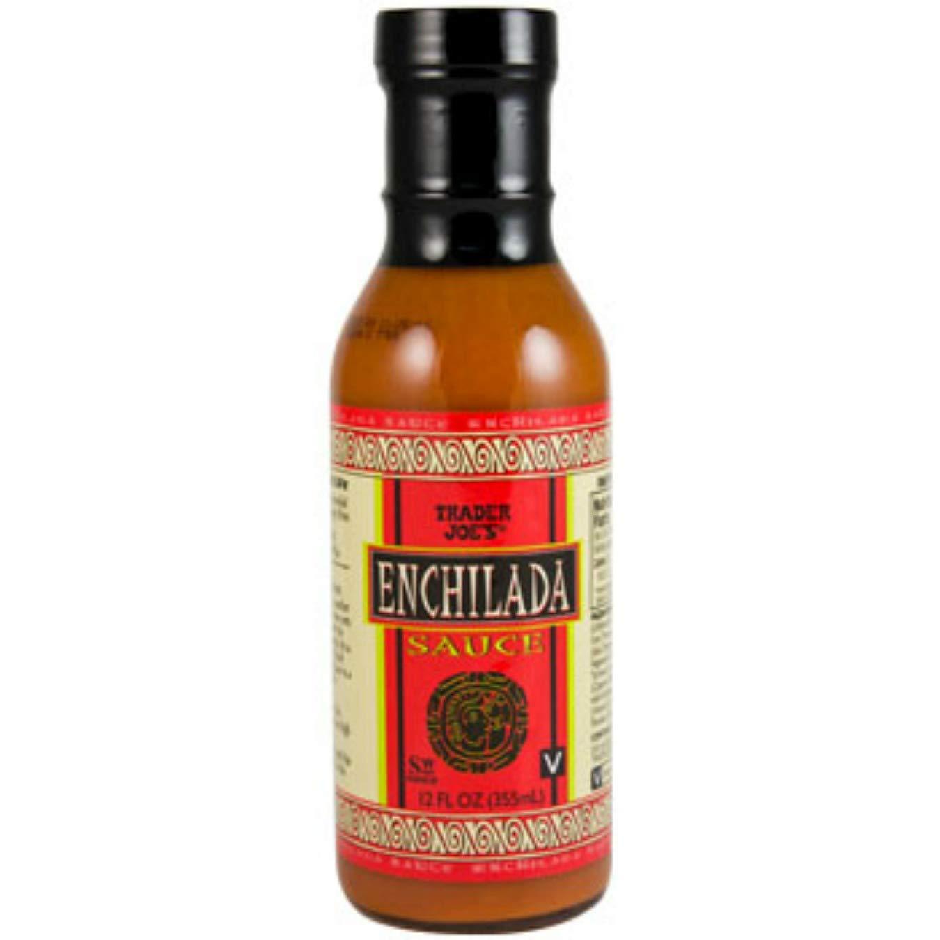 Trader Joe's Enchilada Sauce 12oz