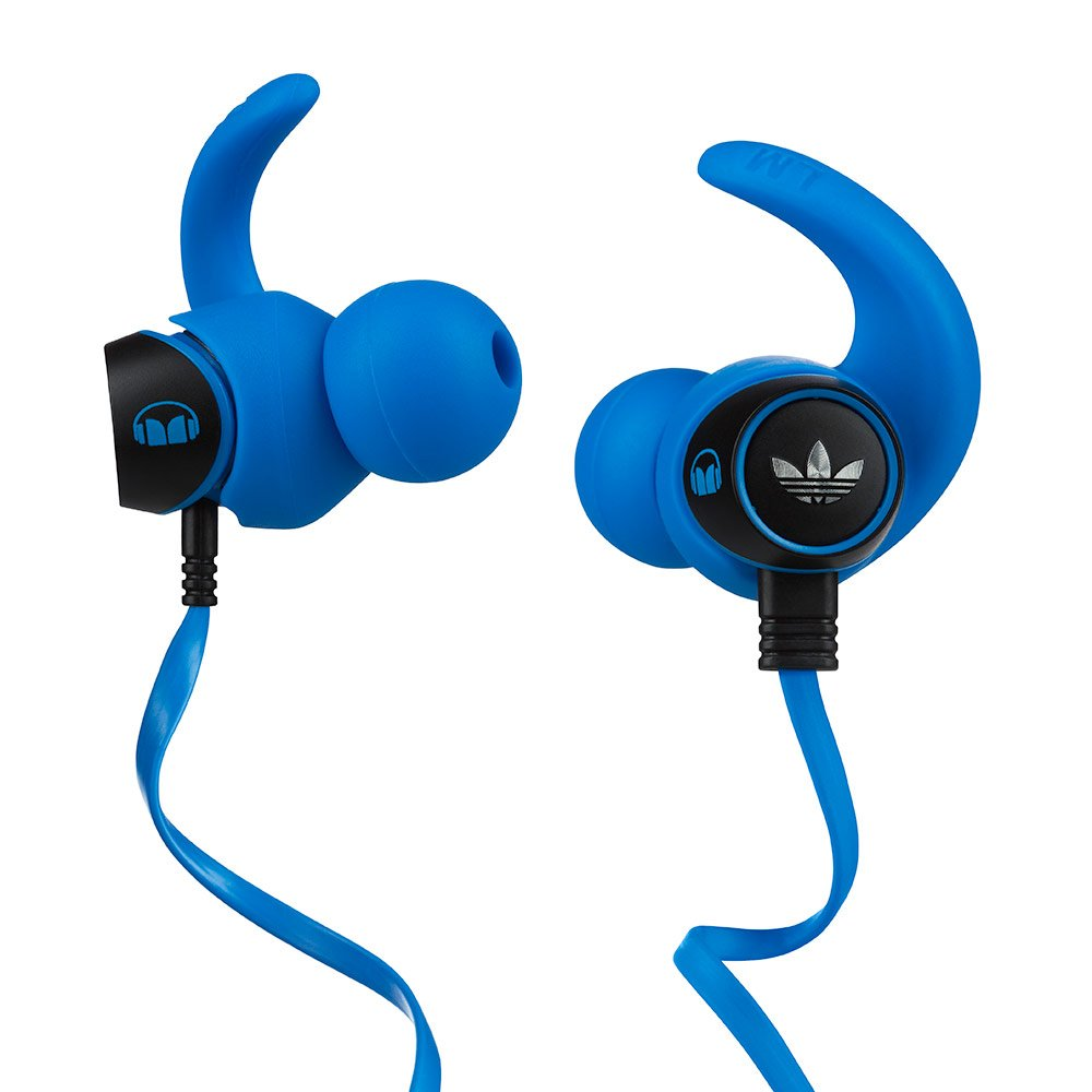 Monster Adidas Originals In-Ear Headphones-Blue