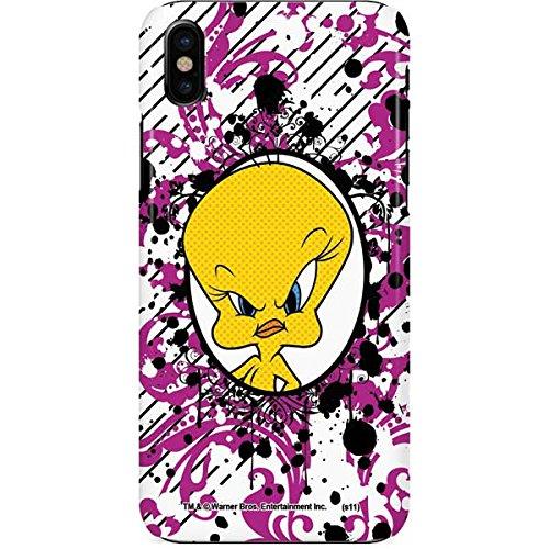 (Looney Tunes iPhone X Case - Tweety Bird with Attitude   Cartoons X Skinit Lite Case)