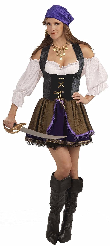 Black Corset Top Adult Costume - Adult Std. Forum Novelties Corset Top Standard 65464