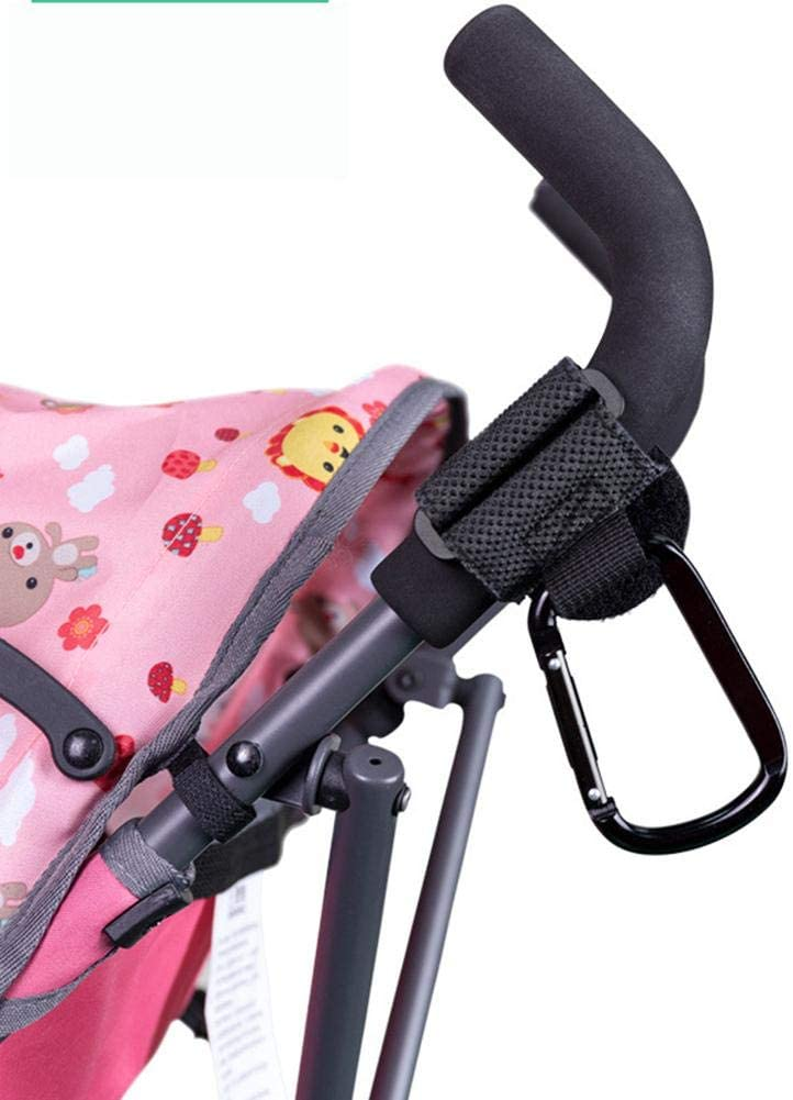 Groceries Purse Carry Baby Diaper Bags Clothing 2pcs Stroller Hooks Organizer Hook Clip Shopping Hook Great Accessory for Walking etc