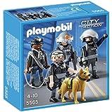 Playmobil 5565 - Truppa Speciale d'Assalto, 4 Pezzi