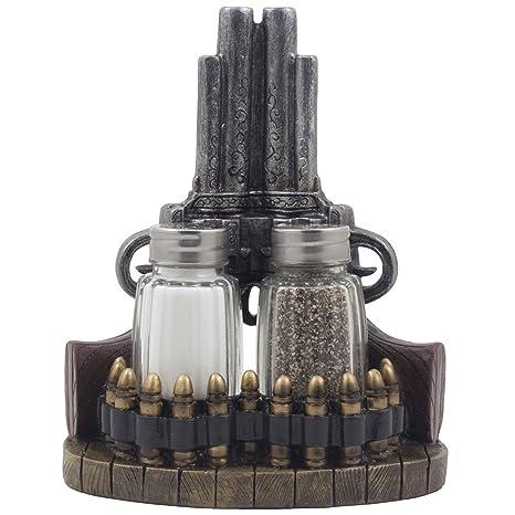 Amazon.com: Classic Country Western - Juego de 6 pistolas de ...