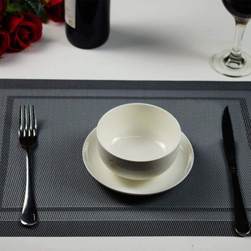 Set De Table Set De Table Isole Pvc Set De Table Antiderapant
