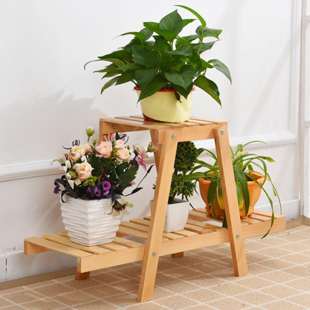 Blumenregal/Blumenständer Blumen-Rahmen / mehrschichtiger hölzerner ...