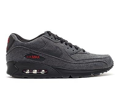 buy popular 45904 9b4b2 Nike Air Max 90 Classic Denim Pack Mens Basketball Shoes  345188-002  Black
