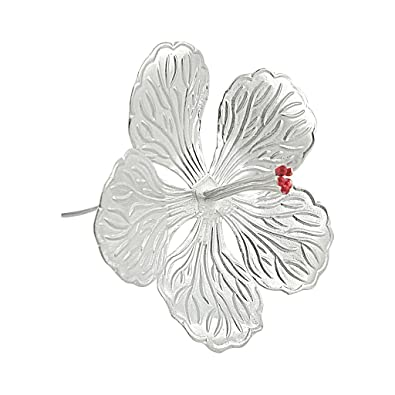 Buy Sri Jagdamba Pearls Silver Puja Flower Online At Low Prices In