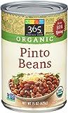 365 Everyday Value, Organic Pinto Beans, 15 oz