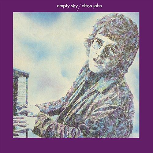 Vinilo : Elton John - Empty Sky (LP Vinyl)