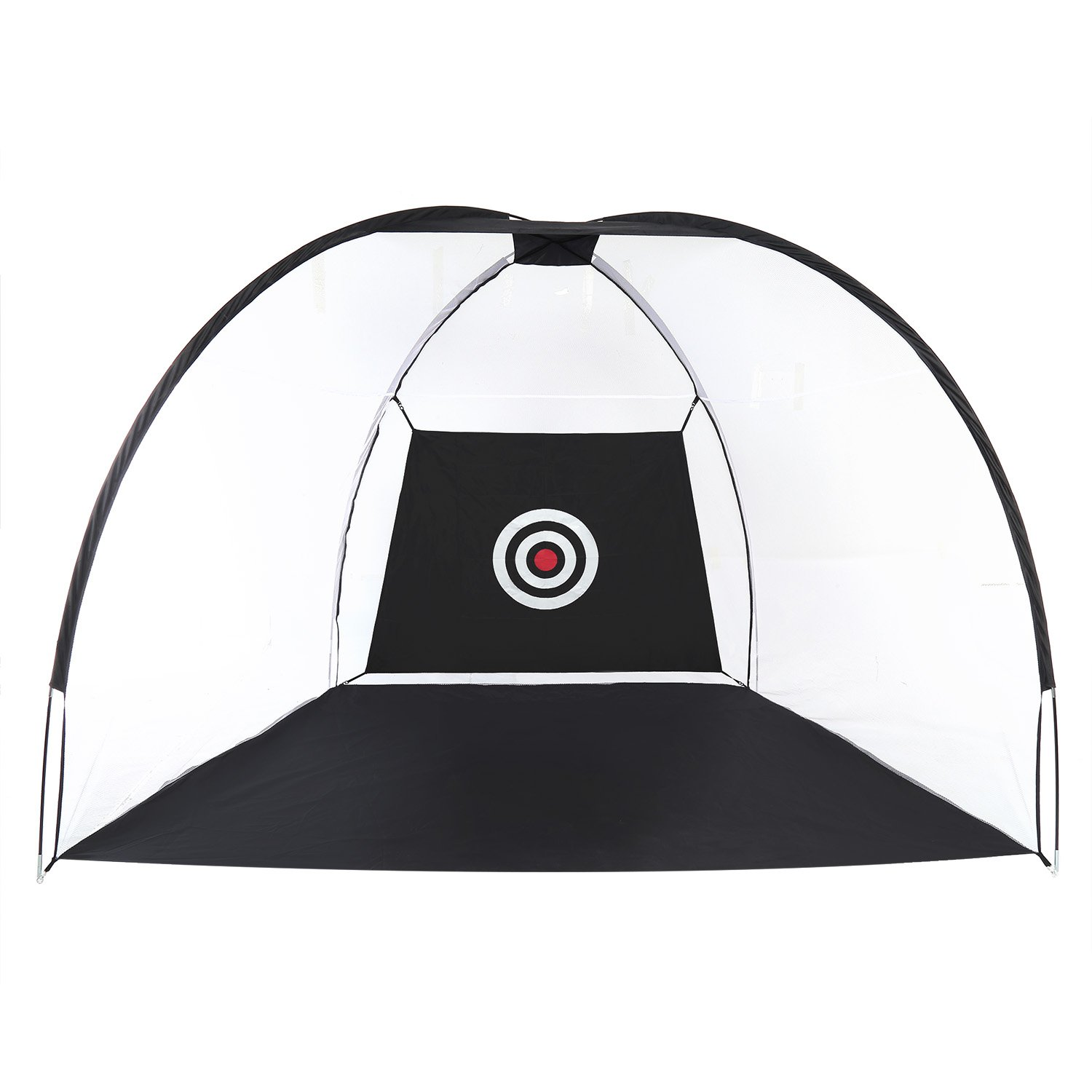 OUTCAMER Golf Hitting Net 10 x 7 ft Collapsible Portable Golf Practice Driving Net for Backyard Training Indoor and Outdoor by OUTCAMER (Image #1)