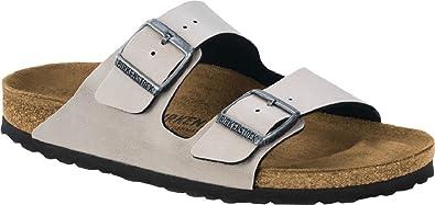 6a63c5af5 Image Unavailable. Image not available for. Color  Birkenstock Arizona  Unisex Leather Sandal
