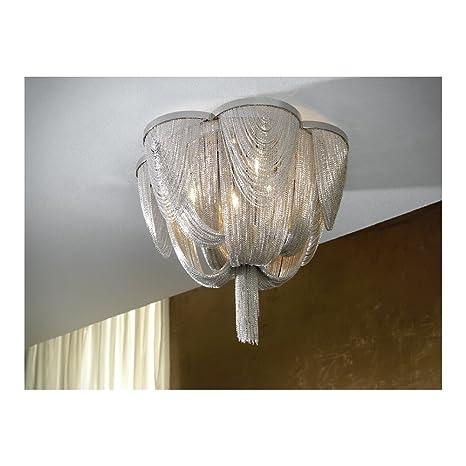 Schuller SL Lámpara de techo de Minerva, 6L: Amazon.es ...